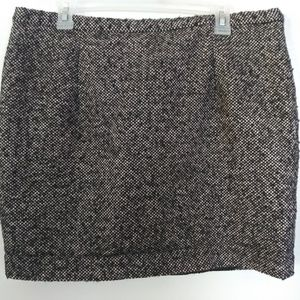 MICHAEL Michael Kors tweed skirt